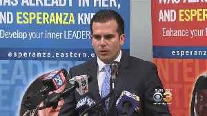 "News video: Puerto Rican Governor Wants Pennsylvania To Be An ""Evacuee Host State'"