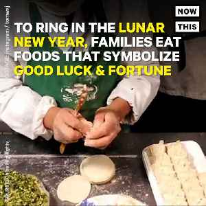 News video: These Lunar New Year Foods Will Bring You Good Luck