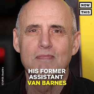 News video: 'Transparent' Actor Jeffrey Tambor Responds To Amazon's Harassment Investigation