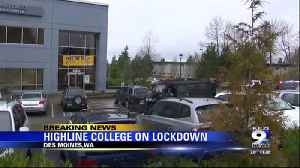 News video: Shots fired at Washington state community college