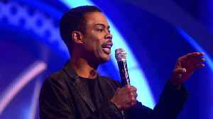 News video: Chris Rock's Surprise Tambourine Shake
