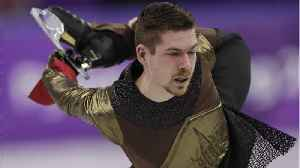 News video: German Olympian Paul Fentz Delights Fans With 'Game of Thrones' Figure Skating Routine