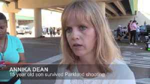 News video: Mother of survivor also survived shooting in fort lauderdale airport