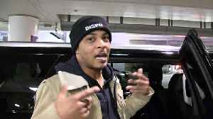 News video: T.I.: Lonzo Ball Ain't a Real Rap Artist, No Chance I'd Collab with Him!
