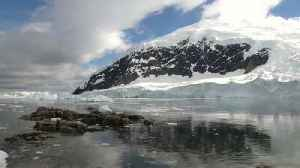 News video: Vast natural reserve proposed for oceans off Antarctica