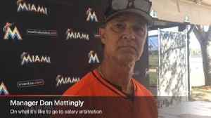 News video: Don Mattingly recalls experiences with salary arbitration in 1980s