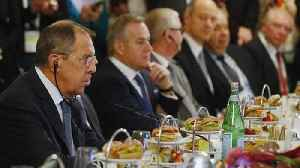 News video: Diplomatic tensions at day two of Munich Security Conference
