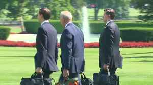News video: Kelly tightens security clearances post-Porter scandal