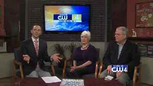News video: CW4 at 7 Guests 2/16/18 - Downton Abbey Affair