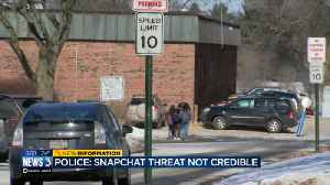 News video: Madison school district enlists extra officers after threat
