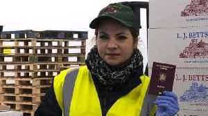 News video: 'Voices of Brexit' - the Romanian UK farmworker