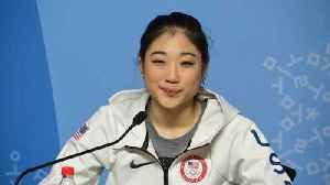 News video: 'No guts, no glory': U.S. figure skater Nagasu on executing a triple axel