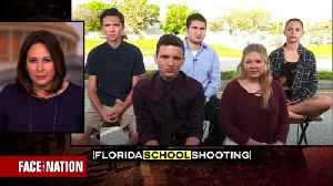 News video: Students push for a #neveragain national gun control movement