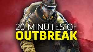 News video: 20 Minutes of Outbreak - Rainbow Six Siege Outbreak Gameplay