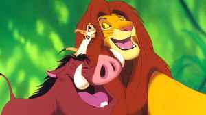 News video: 'The Lion King' Remake Won't Include All Songs