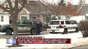 News video: Police identify triple murder-suicide victims
