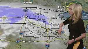 News video: 6 P.M. Weather Report