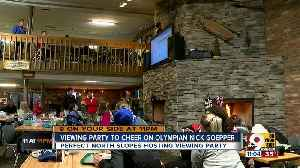 News video: Perfect North Slopes hosts watch party for Indiana skier Nick Goepper