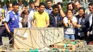 News video: Kuwait: Death of Filipina maid highlights abuse of workers