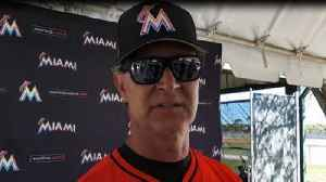 News video: Mattingly see potential in Dillon Peters