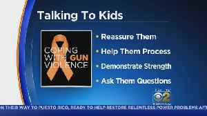 News video: Coping With Gun Violence
