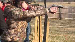News video: Students, Community Members Take First Arkansas Enhanced Carry Class