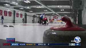 News video: You only hear about curling during the Olympics, but there's a place where you can try in Colorado