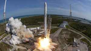 News video: SpaceX Taking First Steps to Provide Internet Worldwide
