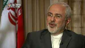 News video: Iranian foreign minister says Israeli military has 'crumbled' after its fighter jet was shot down