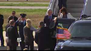 News video: VP Mike Pence Visits Hidalgo Port of Entry
