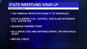 News video: STATE WRESTLING WRAP-UP