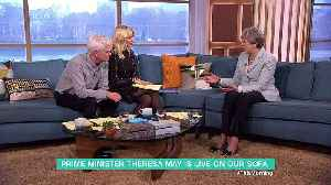 News video: May says University is not for everybody
