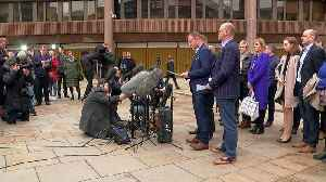News video: Bennell survivors react to sentencing