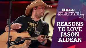 News video: Five Reasons to Love Jason Aldean   Rare Country's 5