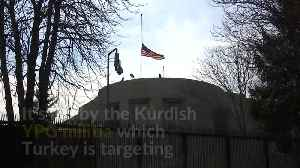 News video: Turkey renames street outside U.S. embassy after Syrian offensive