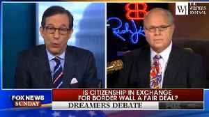News video: Rush Limbaugh Supports Amnesty for 'Whatever Number of Illegal Immigrants There Are in the Country'