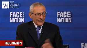 News video: CBS Host To Podesta: How Did Russians Focus On Purple States And Hillary Couldn't?