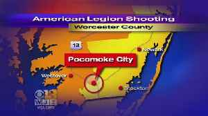 News video: Police Investigating Shooting Outside Maryland American Legion