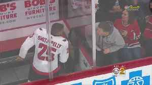 News video: Capitals' Devante Smith-Pelly Calls Racial Taunts 'Ignorant'