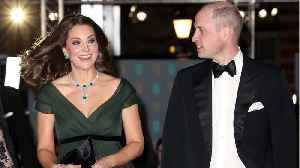 News video: Did Kate Middleton Make Her Own Time's Up Statement At The BAFTAs?