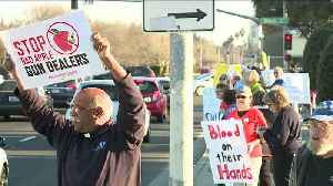 News video: Parents Still Demand Action from Lawmakers Nearly 30 Years After Northern California Elementary School Shooting