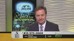 News video: Ireland Contracting Sports Call: Feb. 18, 2018 (Pt. 3)