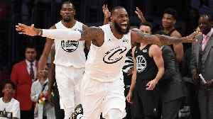 News video: Team LeBron outlasts Team Steph in close All-Star Game