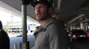 News video: WWE's Randy Orton: Ronda Rousey's Gotta Wrestle to Prove She's Special