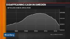 News video: Sweden 'Most Cashless' Society in the World