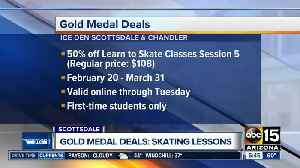 News video: Gold Medal Deals: Ice Den in Scottsdale and Chandler