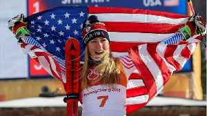 News video: US Skier Mikaela Shiffrin Pulls Out Of Another Event