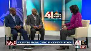 News video: Promoting reading during Black History Month