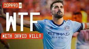 "News video: David Villa: ""This Was My Best Goal Ever"" 