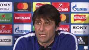 News video: Conte admits sleepless nights